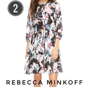 REBECCA MINCOFF Linda dress   size 2